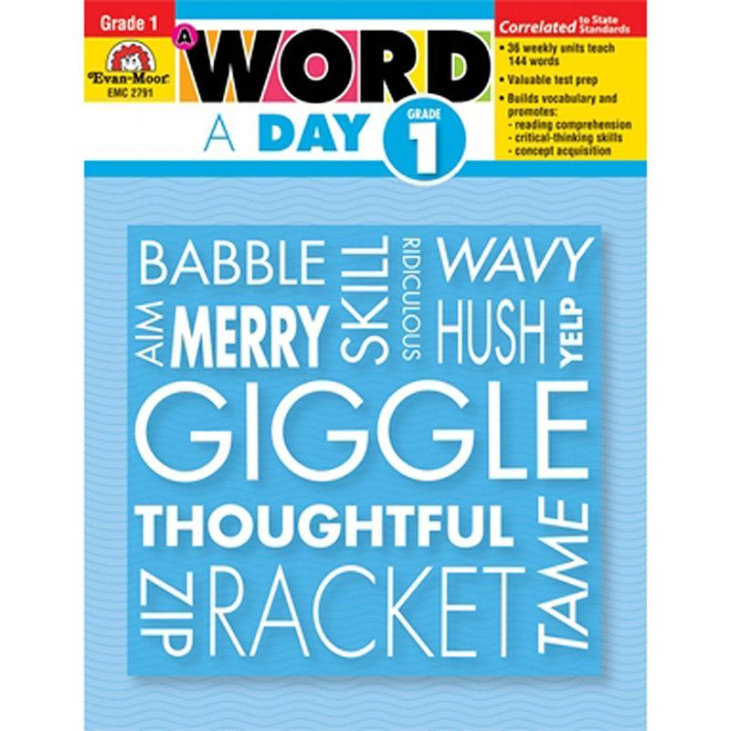 A WORD A DAY GR 1