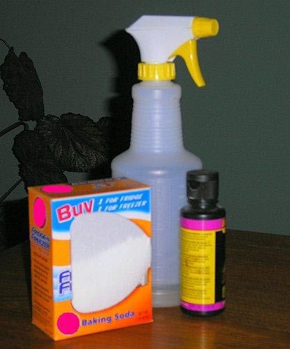 Make Easy Homemade and Non-Toxic Bird Cage Cleaner More