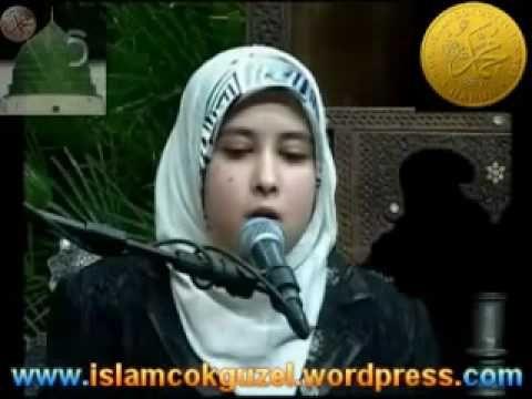 تلاوة رائعة لفتاة بصوت الشيخ مصطفى اسماعيل mp4 | عن التأمل