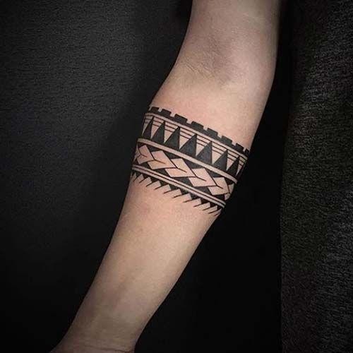 Armband Tattoo Design Kol Bandi Dovme Tasarimlari Polynesian