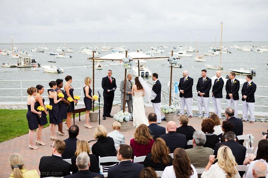 Lavishly Dunn Catering Wedding At The Duxbury Bay Maritime School Boston Cape Cod
