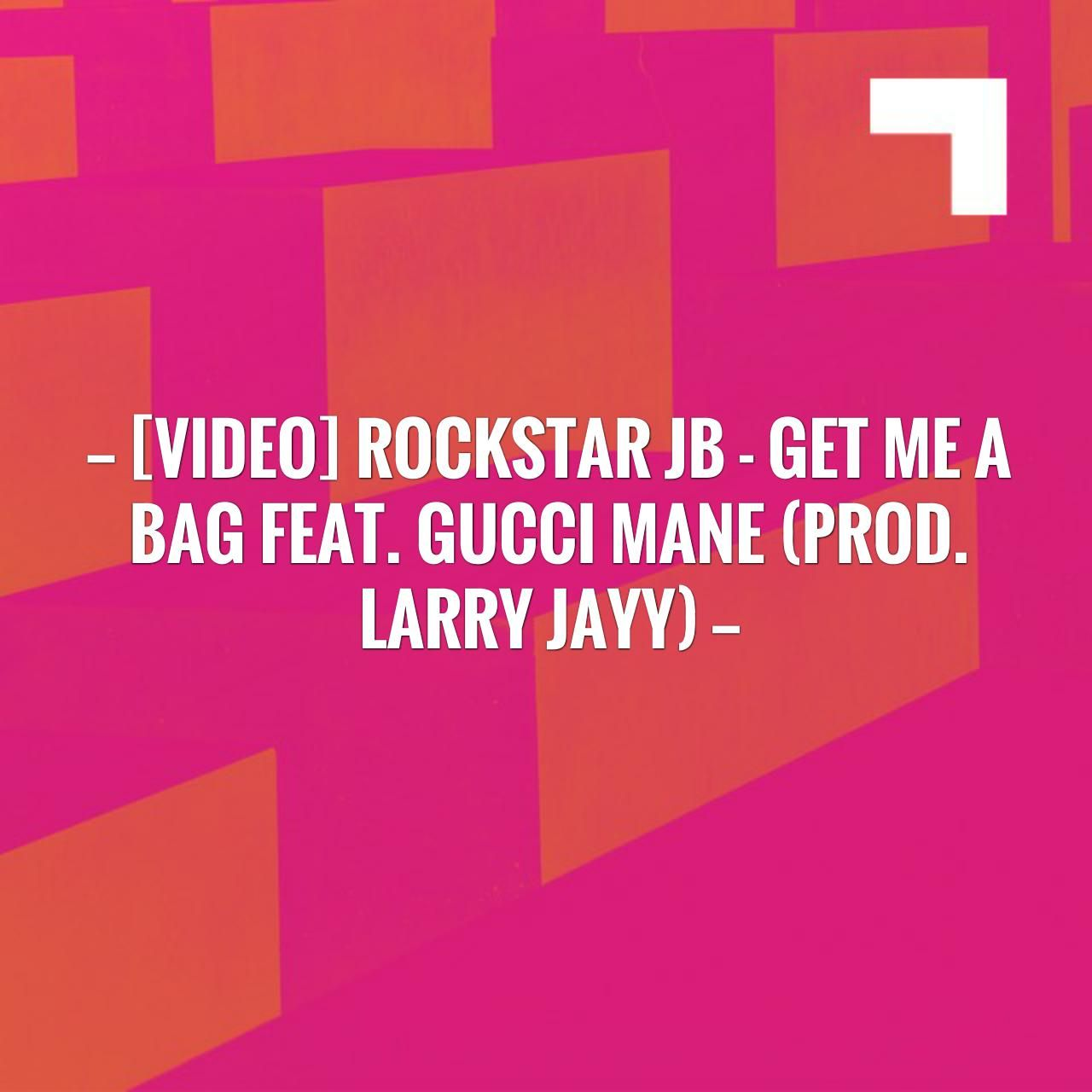 Go ahead and give this a read 🙂 [Video] Rockstar JB Get