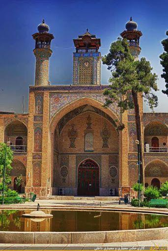 عکس و تصویر #Mosque #مسجد سپهسالار
