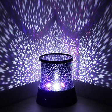 Wedding+Décor+Color-changing+Star+Beauty+Starry+Sky+Projector+Night+Light+(3xAA,+Random+Color)+–+CAD+$+6.94
