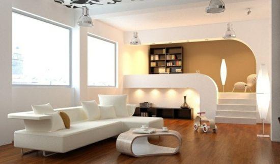 Modernes Wohnzimmer gestalten leicht gemacht | Moderne Wohnzimmer ...
