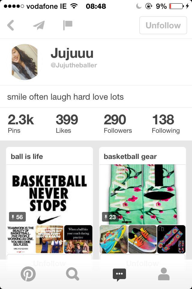 Go follow @Jujutheballer !
