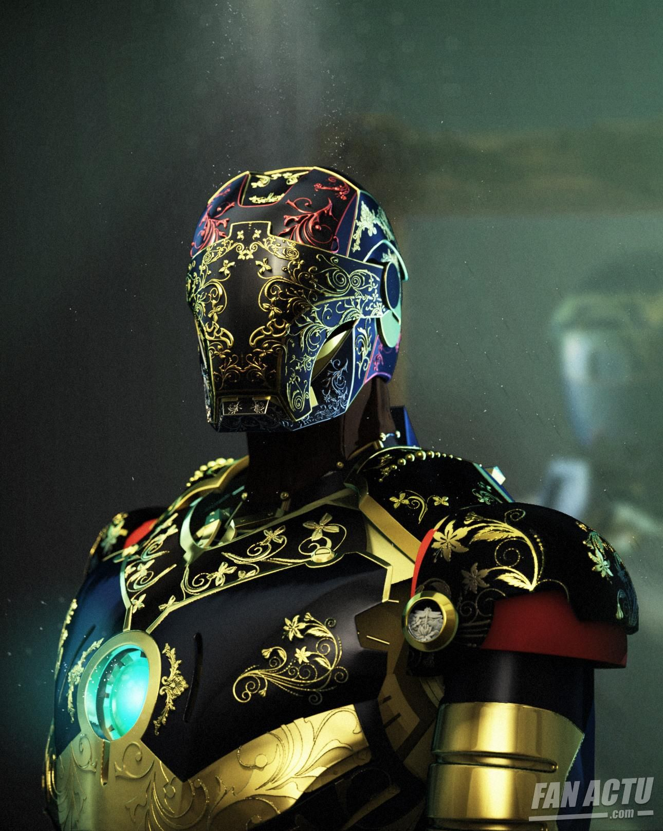 Iron Man redesigné en version steampunk par les fans (partie 2) - Actualité - Fanactu.com