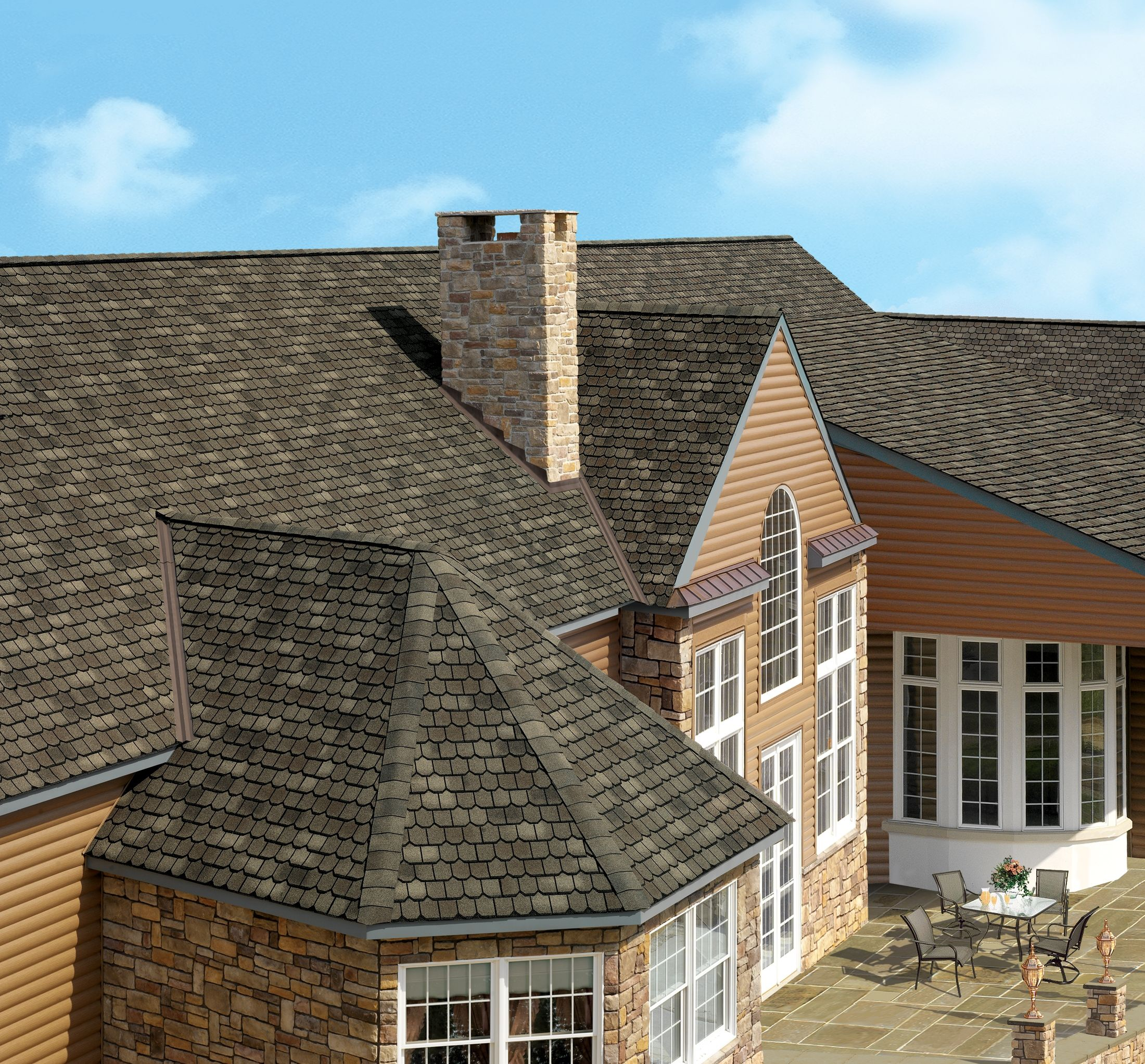 Tri State Windows Siding Roofing Home Roofing Contractors Roofing Flat Roof Repair