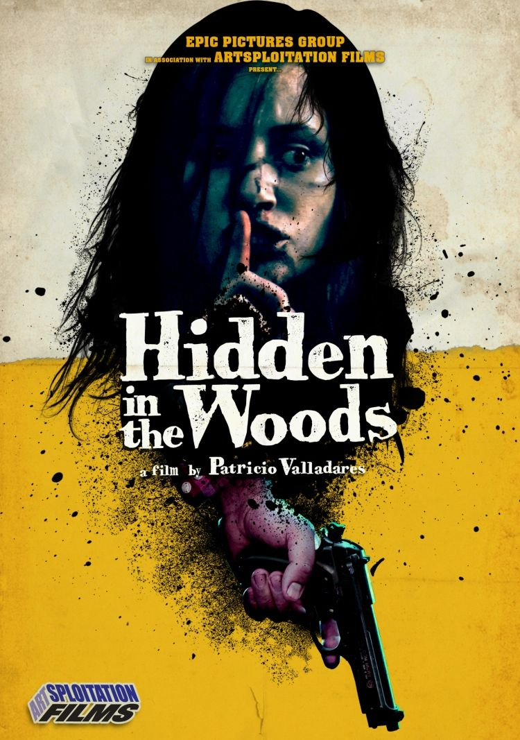 Chilean Chiller Hidden In The Woods Debuts On Dvd This September Streaming Movies Free Full Movies Online Free Free Movies Online
