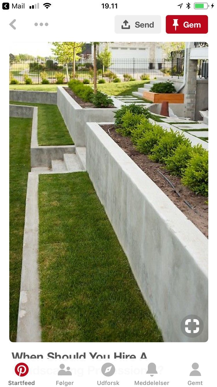 25 Retaining Wall Ideas for any Types of Terrain and Landscapes is part of Garden retaining wall - A retaining wall is a perfect DIY project for a variety of skill levels  We have rounded several retaining wall ideas to decorate and build your landscape
