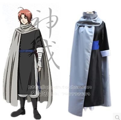 >> Click to Buy << New New Top Role Kamui Cos Anime GINTAMA Cosplay Halloween Lian Gongfu Set Full Set 5in1(Top+Pants+Belt+Cloak+Scarf) #Affiliate