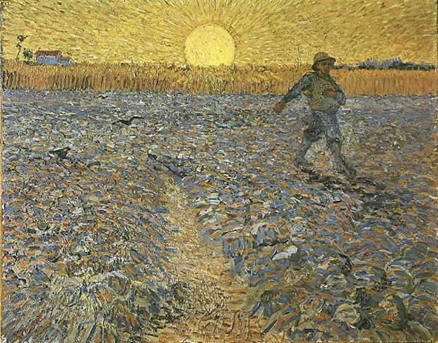 Vincent van Gogh: The Paintings (The Sower)