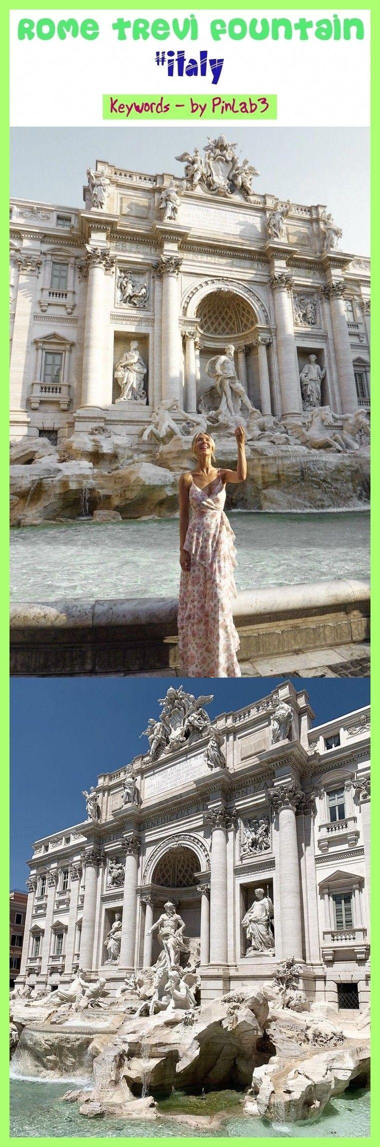 Rome Trevi Fountain Trevi Fountain Rom Trevi Brunnen Fontaine De Rome Trevi Fuente De Roma Tre Brunne In 2020 Rome Nightlife Rome Photography Rome Pictures