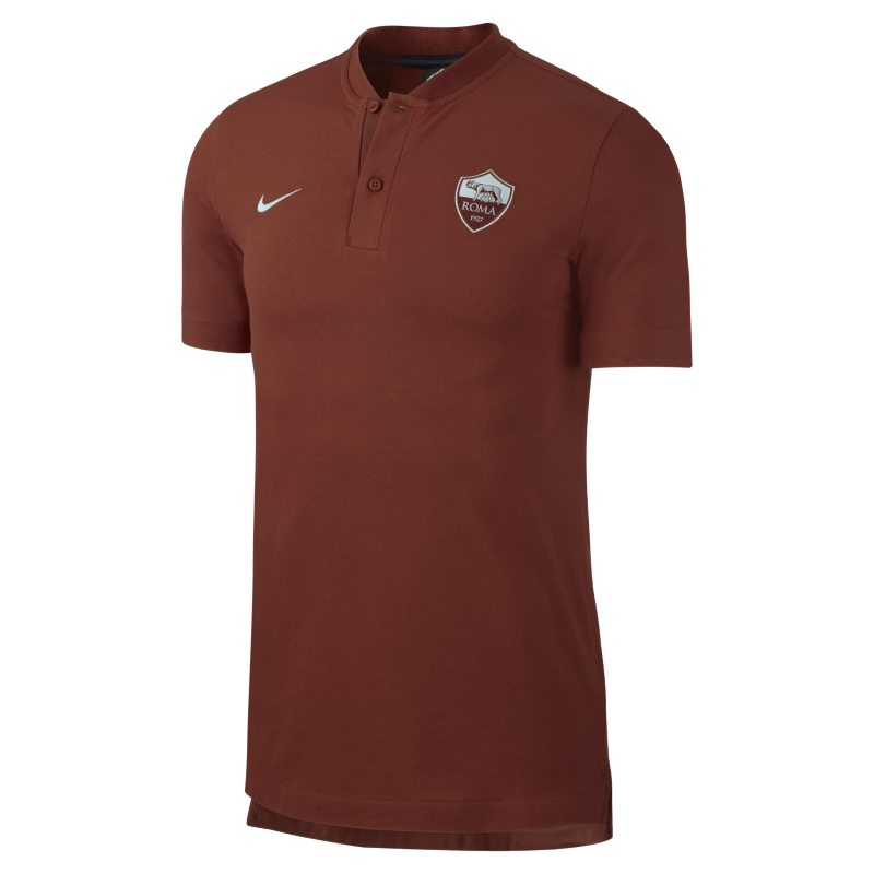 sale retailer f381e 3c96d AS Roma Grand Slam Men's Polo in 2019 | Products | Nike ...