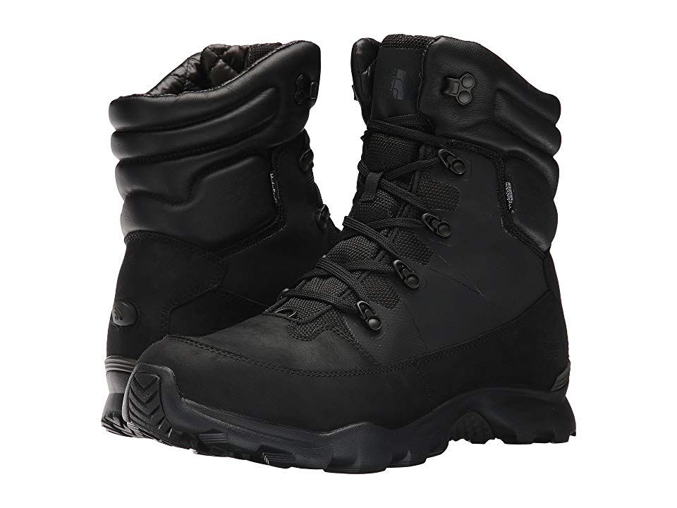 b37d783c6 The North Face ThermoBall Lifty Men's Boots TNF Black/Beluga Grey ...