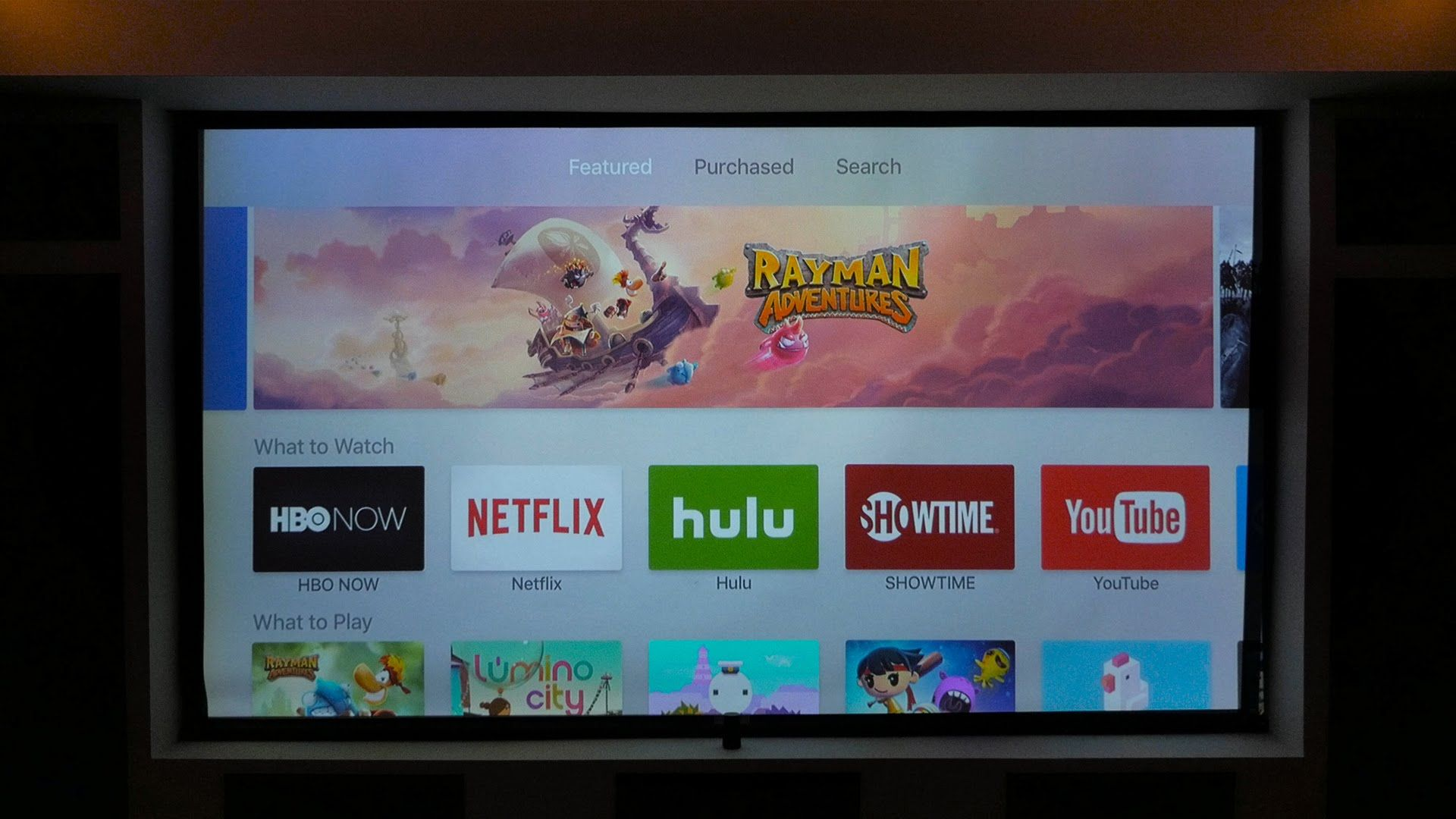 How Do You Get To App Store On Apple Tv