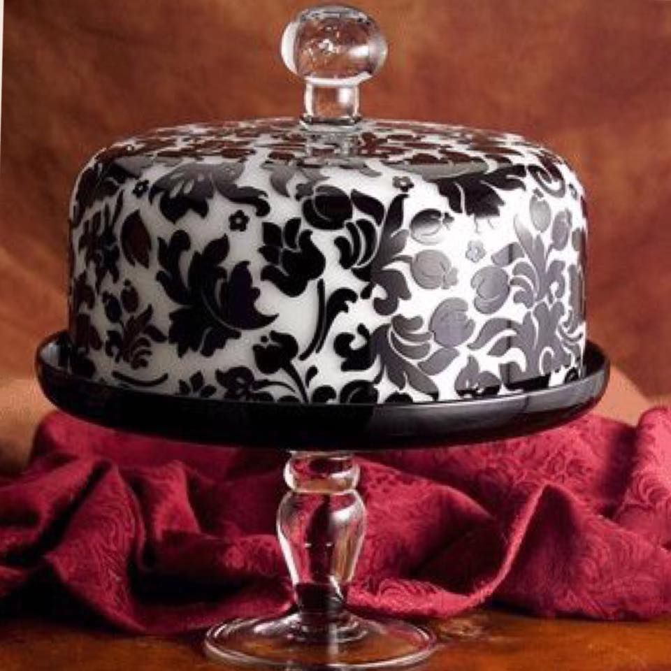 12+ Black cake stand with dome trends