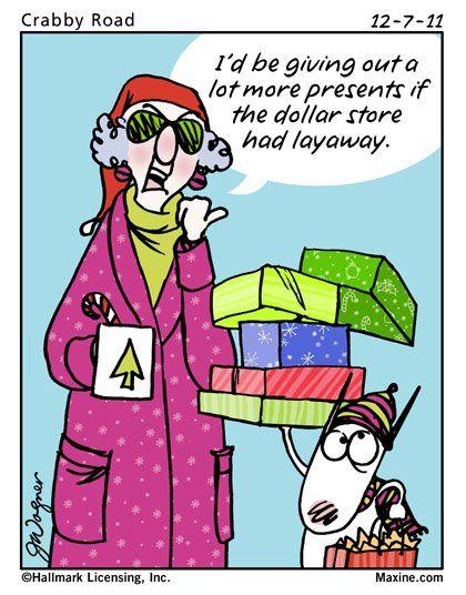 Maxine   Maxine, Christmas humor, Christmas quotes funny