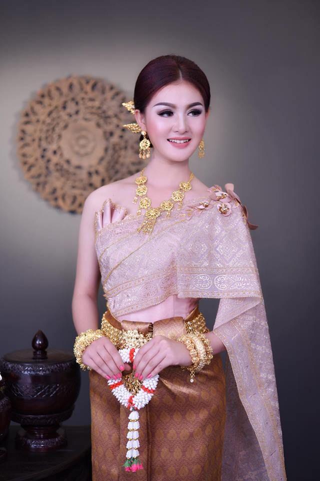 Único Vestido De Novia Khmer Galería - Ideas de Vestidos de Boda ...