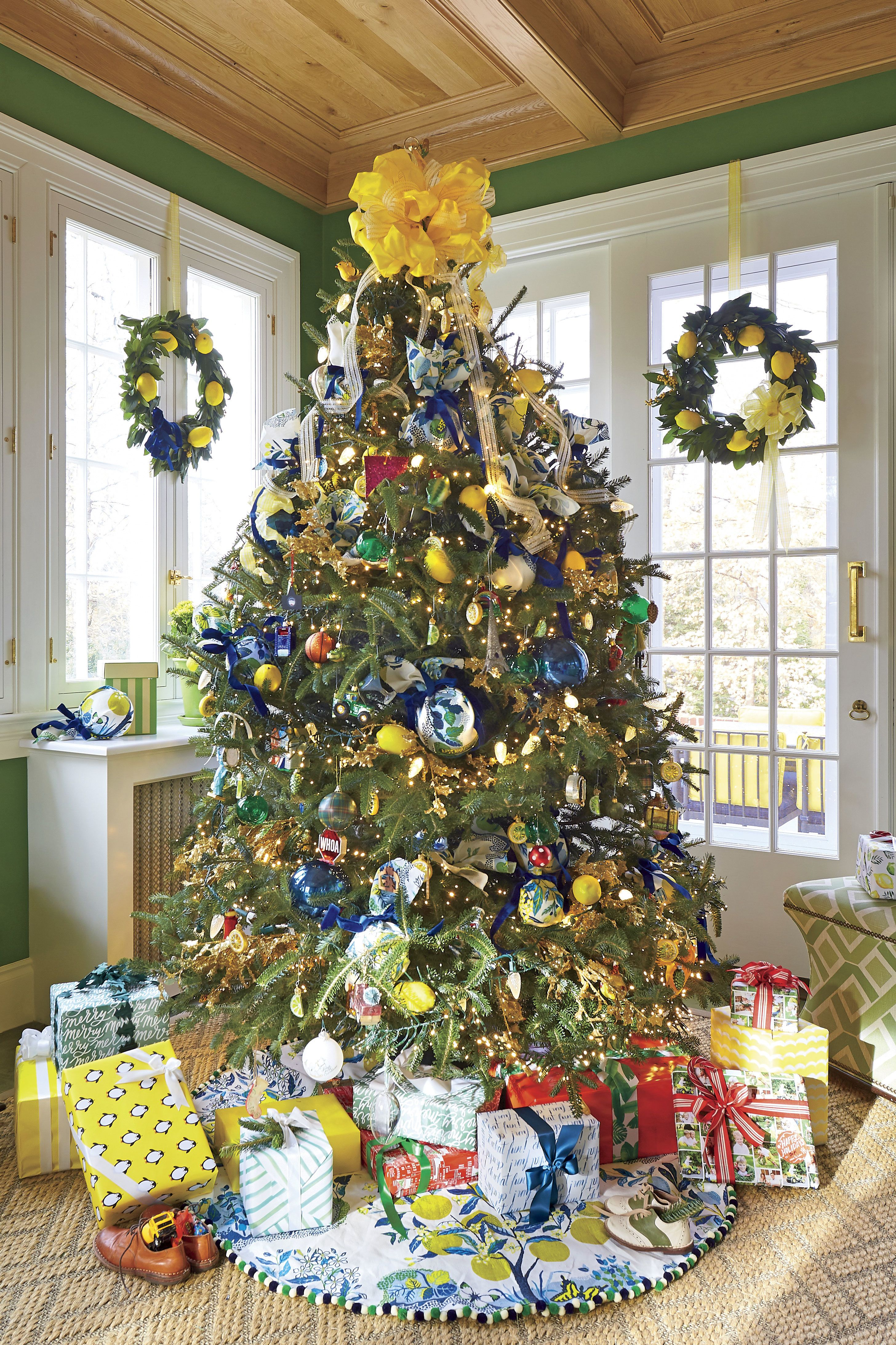 Charlottesville Christmas 2019 You Must See This Colorful Home Bursting With Christmas Cheer
