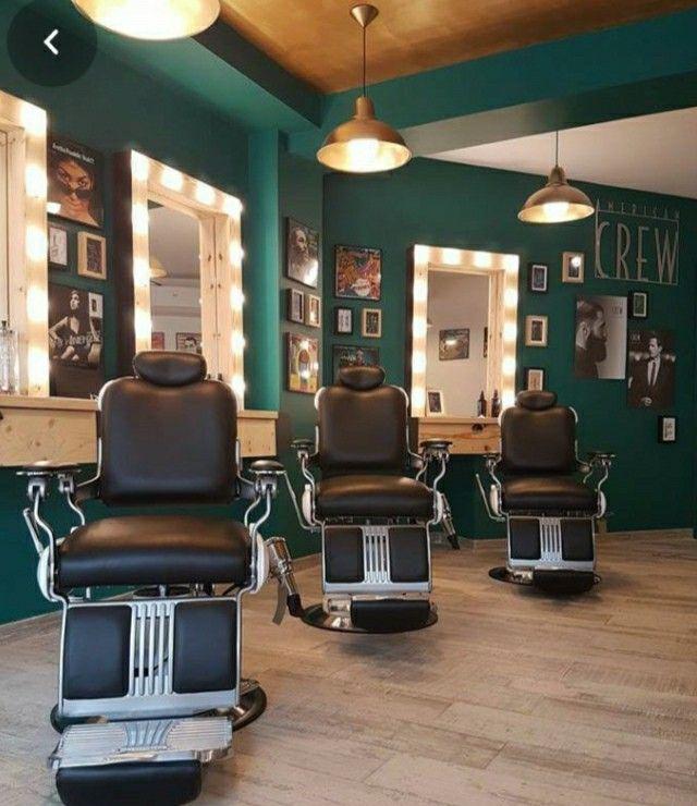 100 Best Barber Shop Interior Design Ideas In 2020