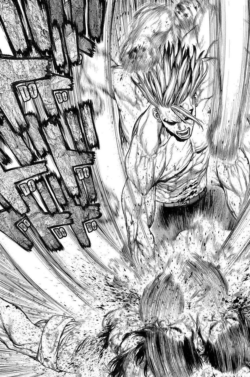 Sun Ken Rock 156 Page 13 Sun Ken Rock Ken Rock Manga Drawing
