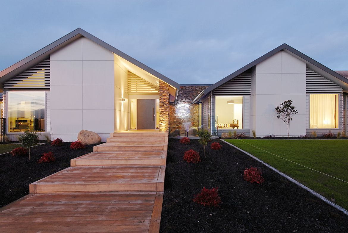 Be inspired by modern home exterior design