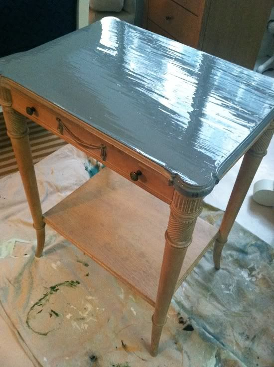 Great Tutor Ono How To Use Rustoleum Enamel To Paint Furniture