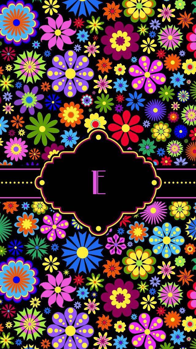 Wallpaper Mexican Art Flowery Wallpaper Wallpaper Backgrounds