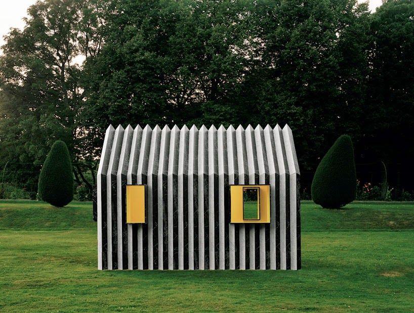 Una original selección de cabinas de diseño