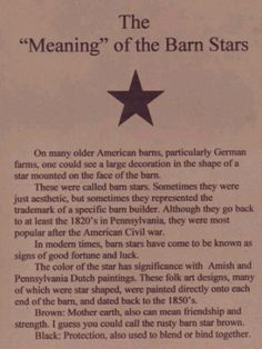 The meaning of the barn star! | flower barn quilt | Pinterest ... : barn quilt meanings - Adamdwight.com
