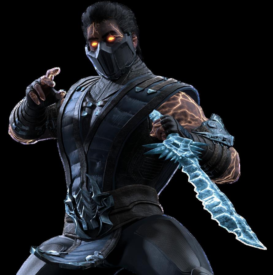 Sub Zero Revenant By Vindicutie On Deviantart Mortal Kombat