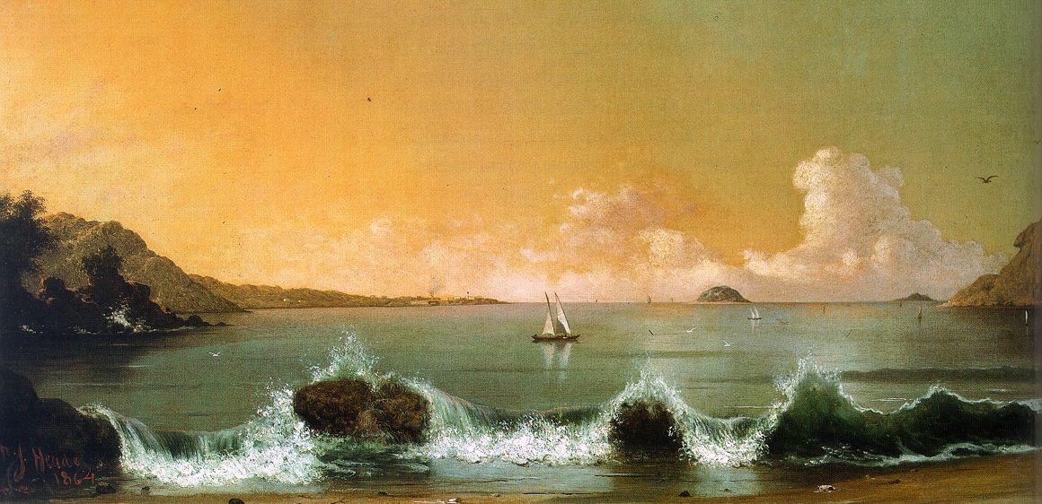 Heade, Martin Johnson (American, 1819-1904