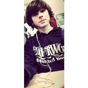 Chandler Riggs Wallpaper