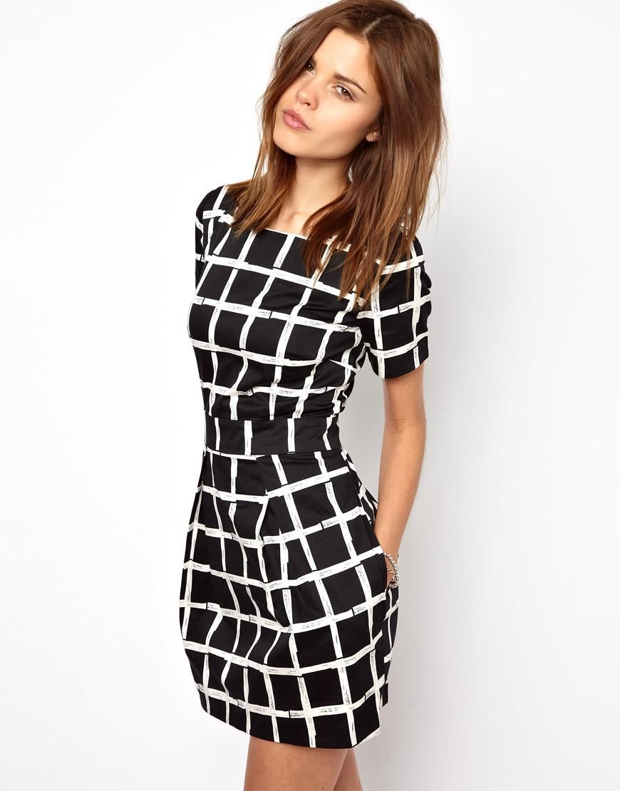 French connection currentlyobsessed fashion dress for your body