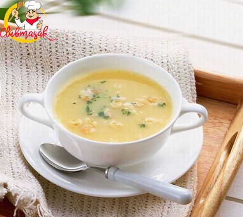 Resep Cream Soup Resep Cream Soup Kfc Club Masak Kfc Masakan Indonesia Resep