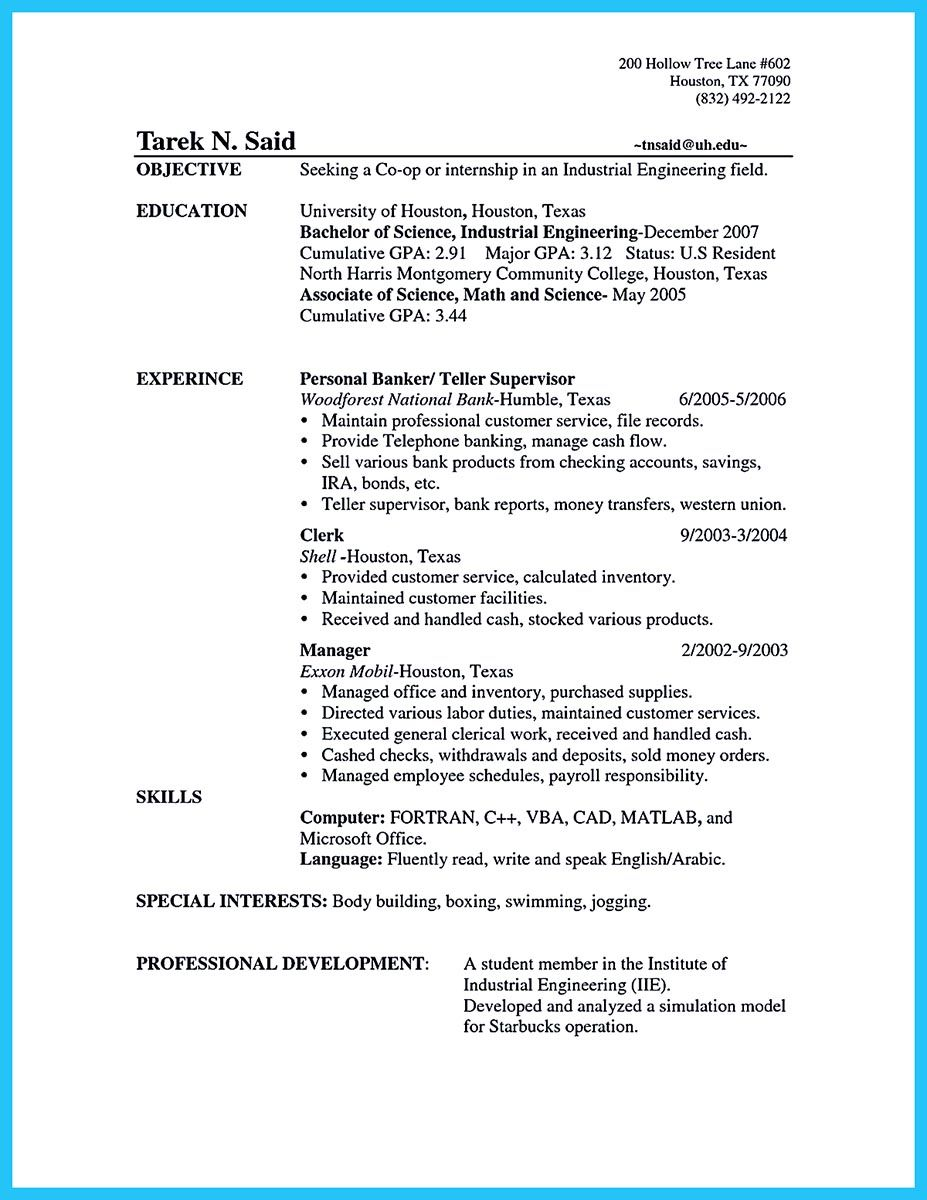 Learning To Write From A Concise Bank Teller Resume Sample Bank Teller Resume Resume Objective Resume Examples