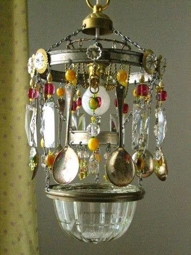 on sale e2ec8 1654e The Upcycled Chandelier | Boho/Gypsy Style | Bohemian ...