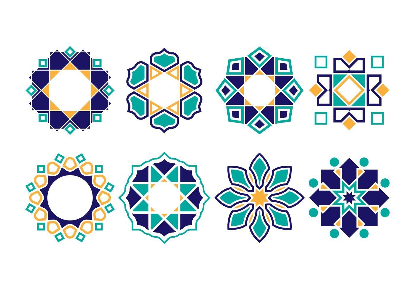 free islamic ornament vectors islamic art pattern islamic design pattern islamic patterns free islamic ornament vectors islamic
