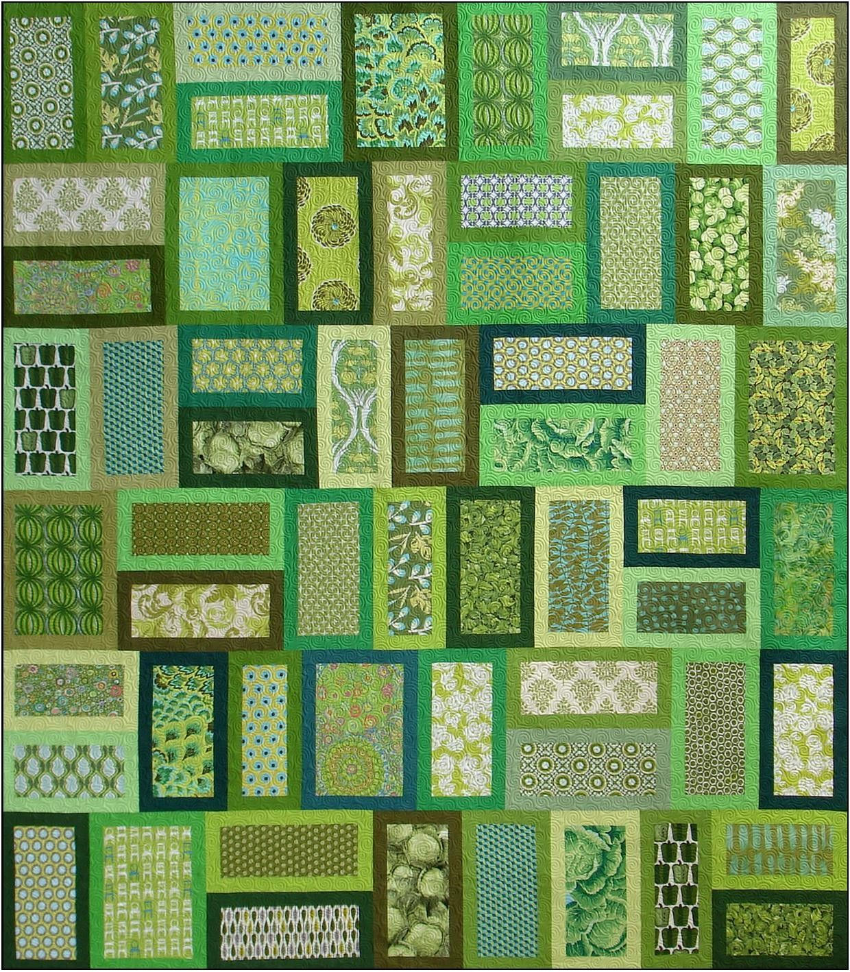 tuazon melanie green the quilt peek