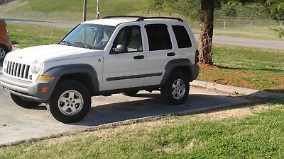 EBay: 2005 Jeep Liberty 2005 Jeep Liberty CRD Diesel** 1 Owner **