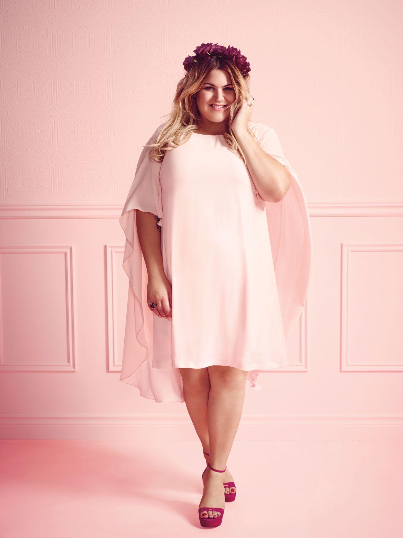 The Addition Elle X Nicolette Mason Dress Collection   Plus Size ...