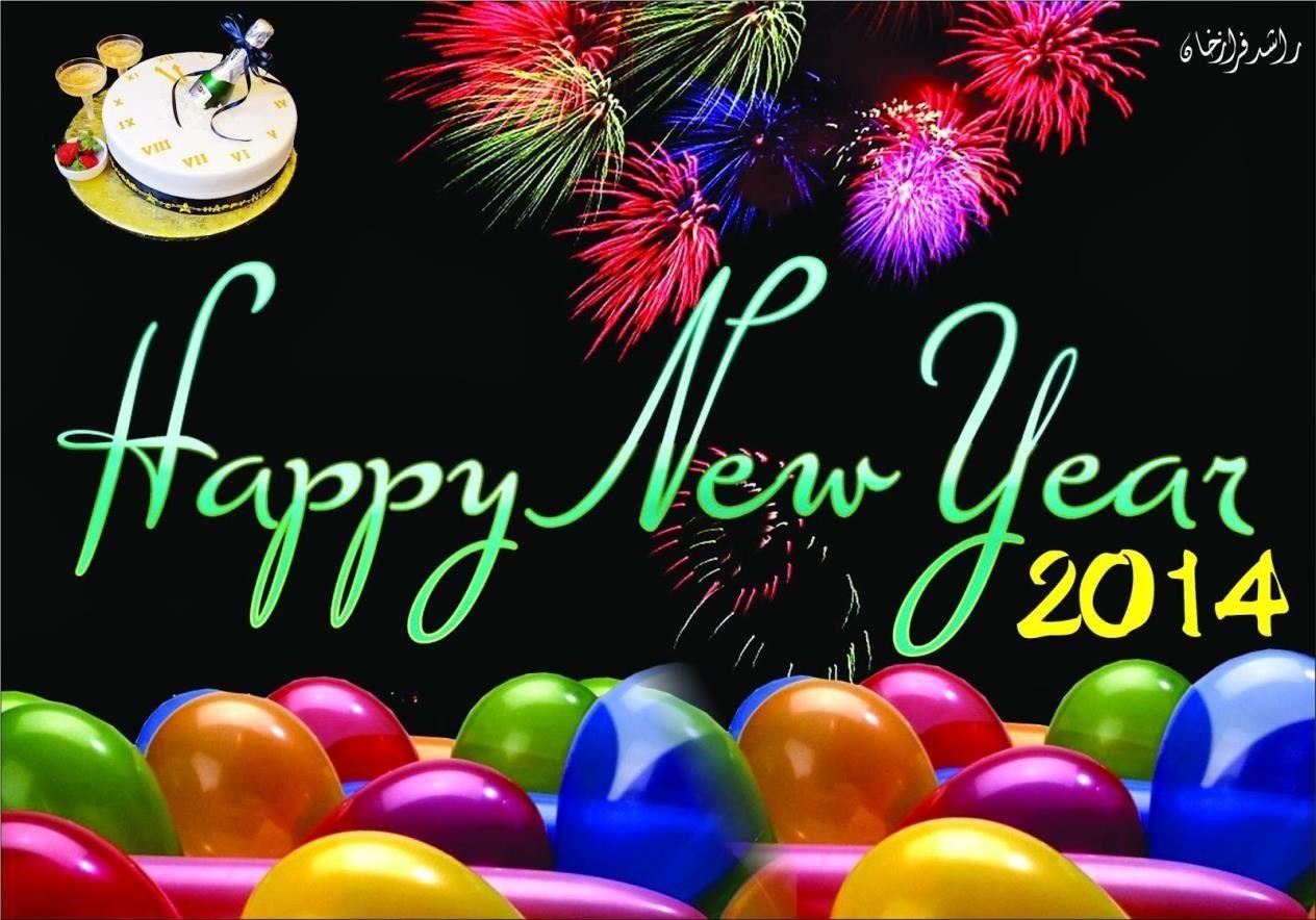 Contoh Kartu Ucapan Selamat Tahun Baru Dalam Bahasa Inggris
