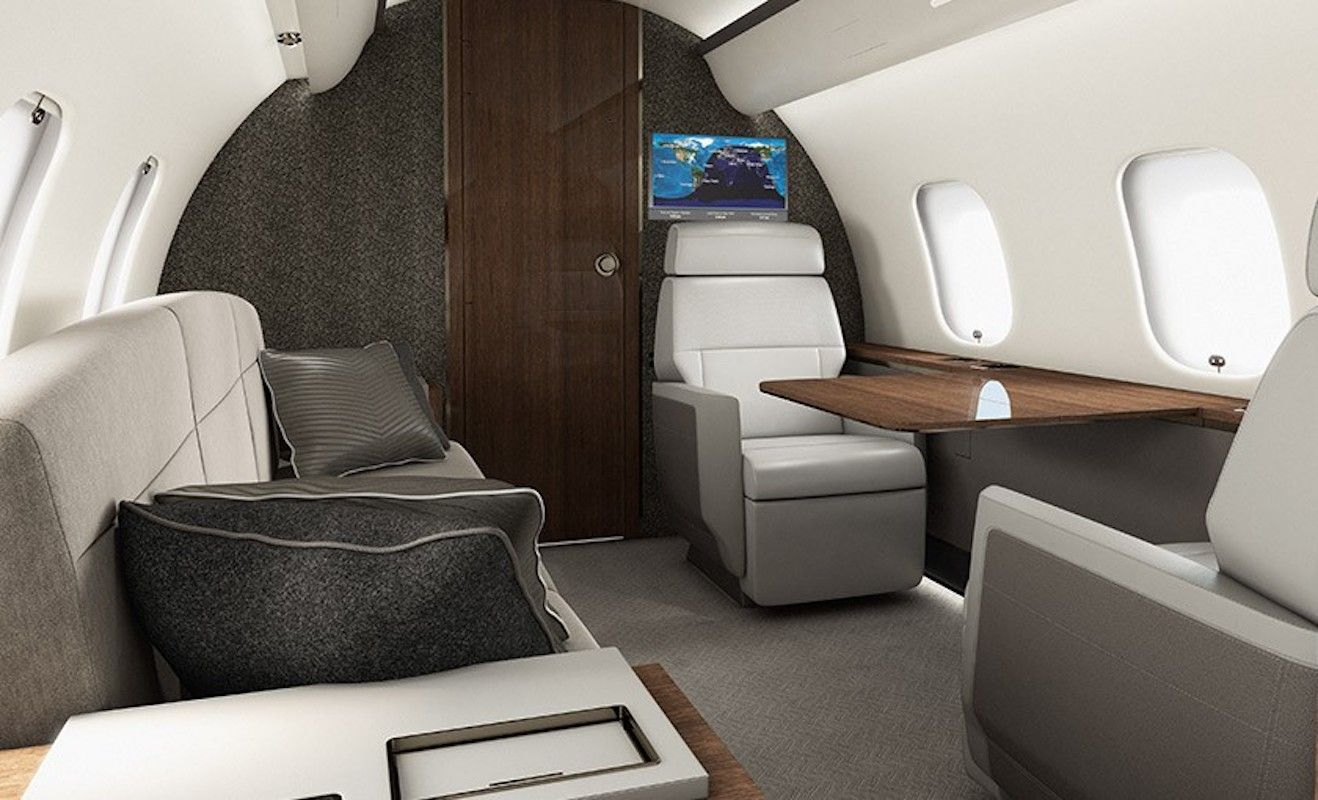 Bombardier Global 5000 Specs Images Interior And Where To Charter Private Jet Private Plane Interior