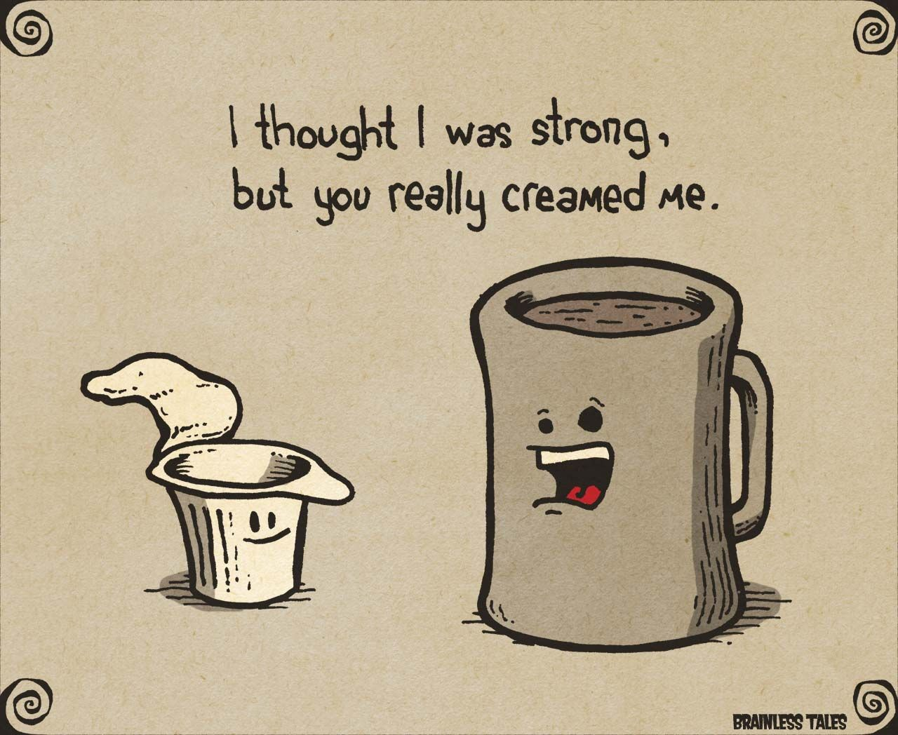 Creamed #coffee #puns #funny | Coffee Humor | Pinterest | Coffee ...
