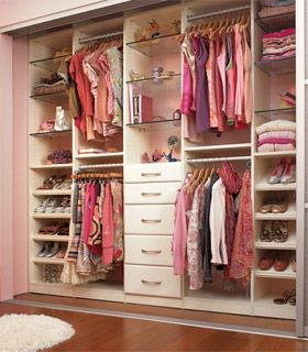 California Closets Dallas Childu0027s Closet