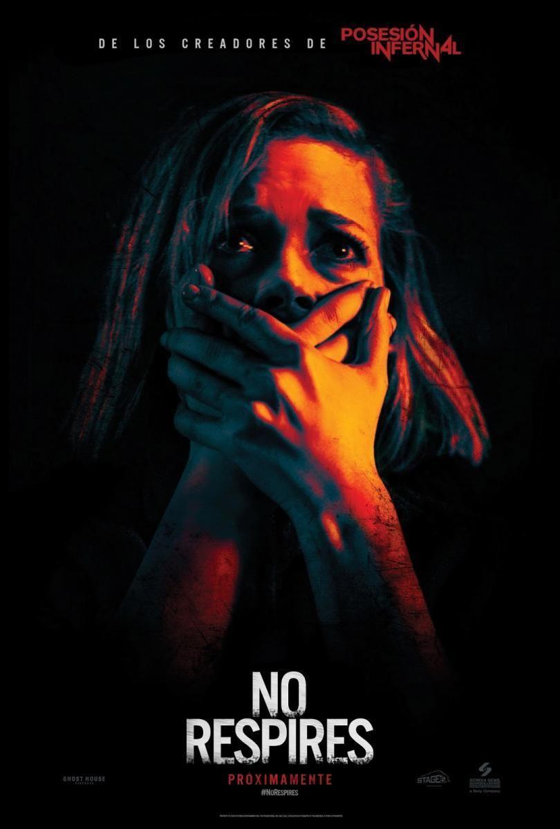 10 Peliculas De Terror Que Debes De Ver En Netflix Este Dia De Muertos Breathe Movie Dont Breathe Movie Horror Movies