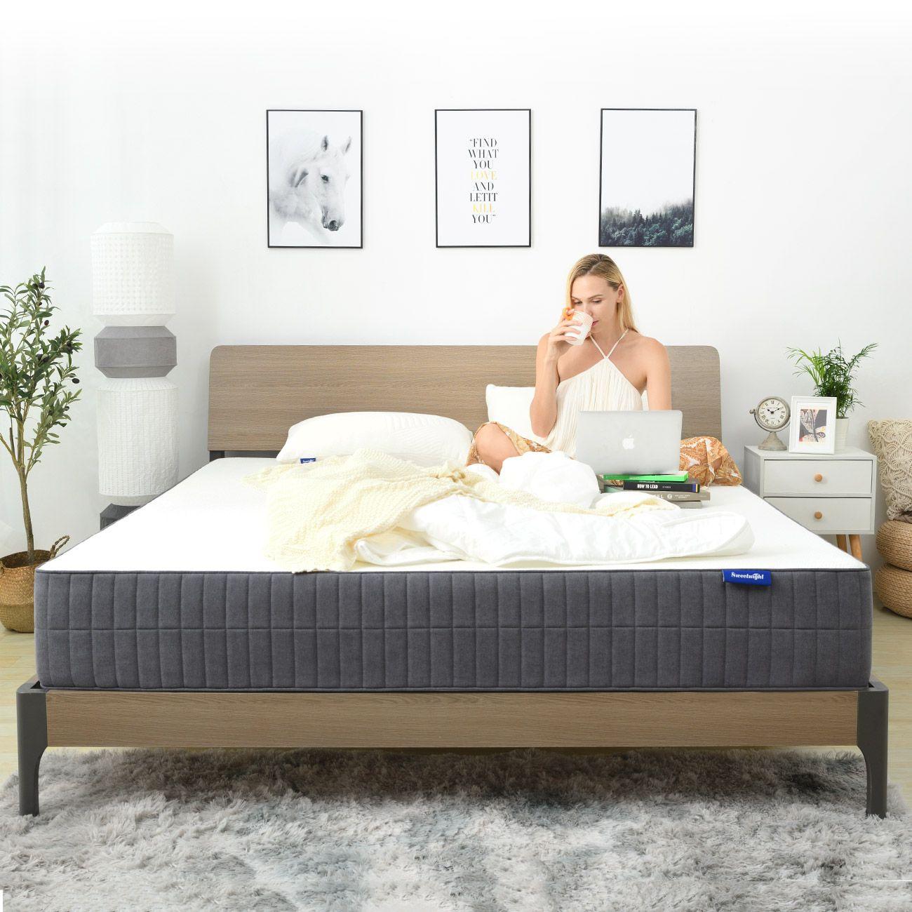 Sweetnight Home In 2020 Bed Mattress Sizes Mattress Sizes Memory Foam Mattress