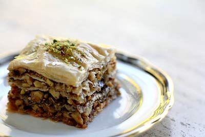 Baklava Recipe Baklava Recipe Simply Recipes Baklava