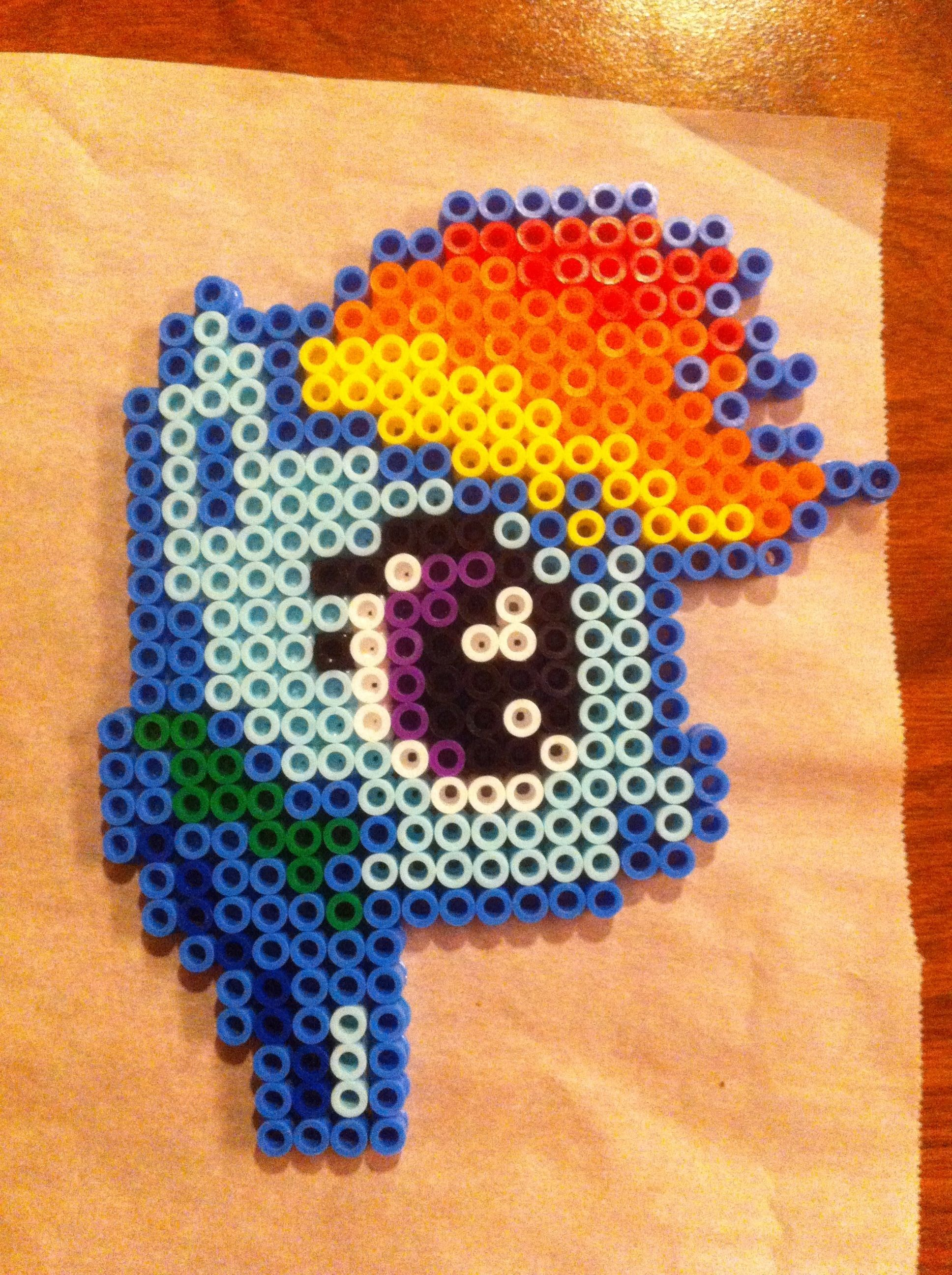 Perler Beads My Little Pony Perler Bead Patterns Kandiland